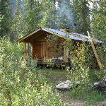 Die Bad / Sauna Hütte