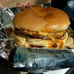 Chili Cheeseburger at Dover Sonic