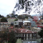 View of the cool Valparaiso city