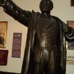 Lenin in full size