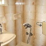 Bathroom/shower