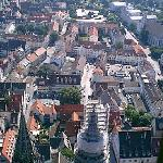View of Strasbourg from the Cathedrale 5