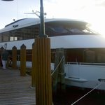 Sanibel Princess at the dock