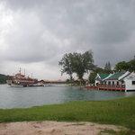 on Kusu Island
