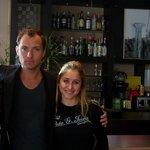 famous people in Sade Restaurat