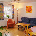 2-Raum-Ferienwohnung, 50 qm, max. 4 Personen