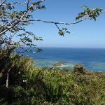 Du haut de Gumbalimba