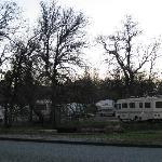 Redding Premier RV Resort - looking toward older section