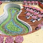 Semiramis Pool