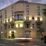 Fachada-Millenni Hotel