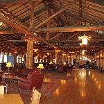 Lake Lodge Interior