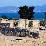 las ruinas d'Empuries