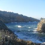 illa mateua, L'Escala