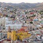 View of Guanajuato