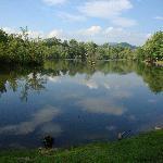 Lake site