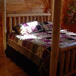 Very comfy bedrooms