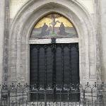 The famous door!