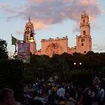 Plaza Principal--Merida