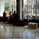 Lobby of Grand Nagar Juno Hotel