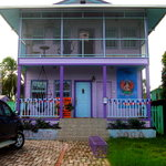 Welcome to the Purple House on Positively 4th Street!