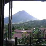 You pay for the gardens and view of volcano. Rooms are decent; clean, spacious with basic amenit