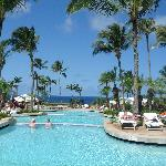 RC Kapalua pool