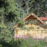 Eines der Cabins