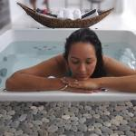 Relax in one of our spa baths