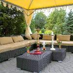 Oriental Pool Terrace