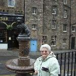 My ambition, to see greyfriar's bobby !