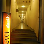 Entrance to Hotel Devika