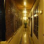 East Wing Corridor