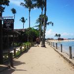 Hacia la 2ª Praia