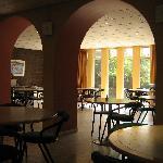sala ristorante e tempo libero