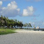 la plage de Bellemare