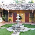 Central Courtyard of Posada del Doctor