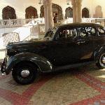 Auto der letzten Königsfamilie