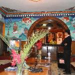 Lobby del Ganesh Himal