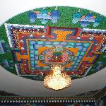 Techo del Lobby del Ganesh