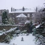 Risveglio sotto la neve