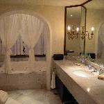 The bathroom!!