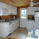 Cottage #11 - Kitchen