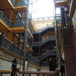 Bradbury Building LA