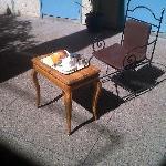 breakfast at sun