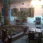 garden breakfast lounge