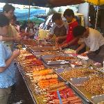 Pasar Malam Foto