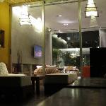 Lobby/sitting area