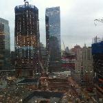 Las vistas del piso 22