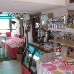 Roof top breakfast room