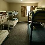 This is one of our dorm rooms that is available as a private room